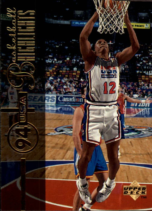 1994-95 Upper Deck #177 Dominique Wilkins USA