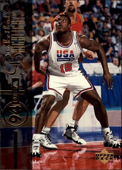 1994-95 Upper Deck #180 Larry Johnson USA