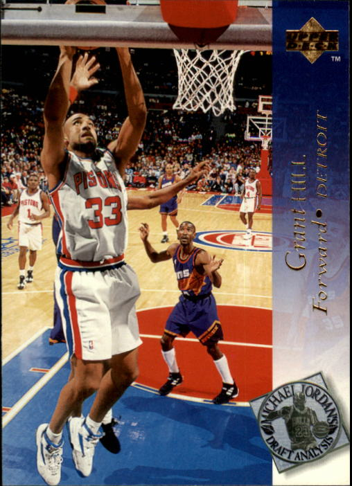 1994-95 Upper Deck #183 Grant Hill DA