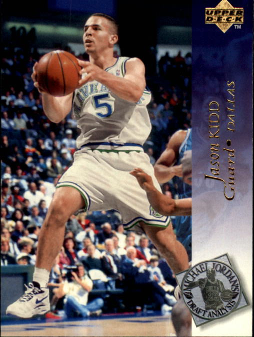 1994-95 Upper Deck #186 Jason Kidd DA