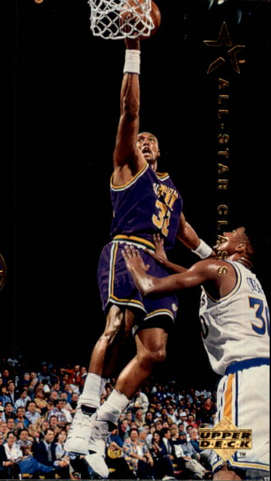 1994-95 Upper Deck #241 Karl Malone