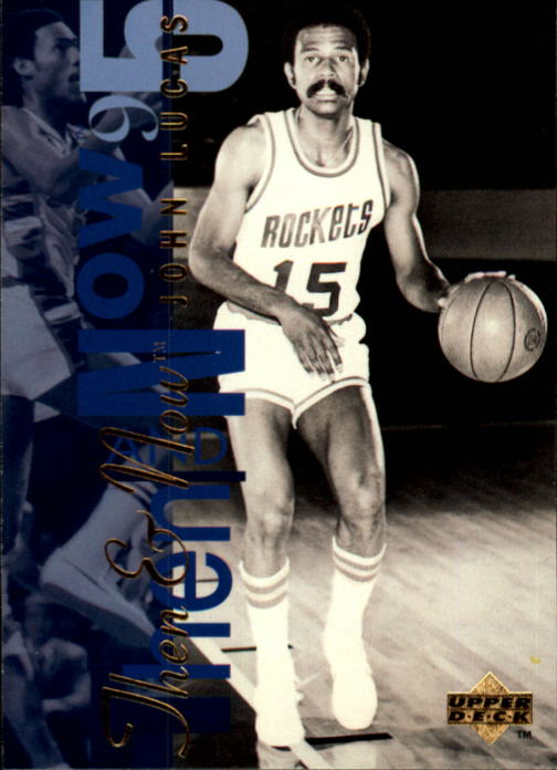 1994-95 Upper Deck #355 John Lucas TN