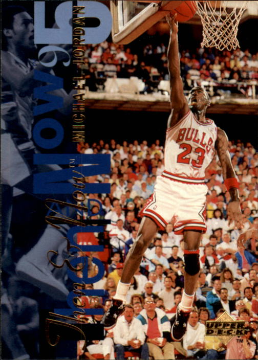 1994-95 Upper Deck #359 Michael Jordan TN