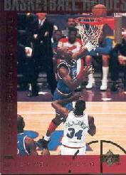1994-95 Upper Deck Jordan Heroes #41 Michael Jordan/1985-93 9-Time NBA All-Star