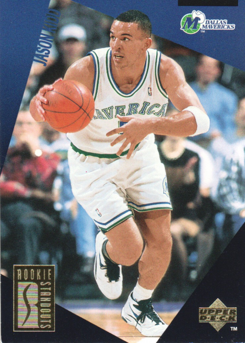 1994-95 Upper Deck Rookie Standouts #RS2 Jason Kidd