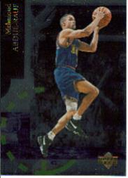 1994-95 Upper Deck Special Edition #20 Mahmoud Abdul-Rauf