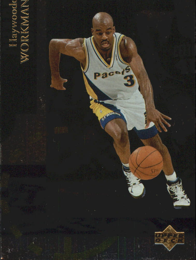 1994-95 Upper Deck Special Edition #37 Haywoode Workman