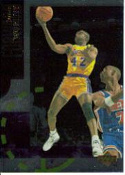 1994-95 Upper Deck Special Edition #43 James Worthy front image