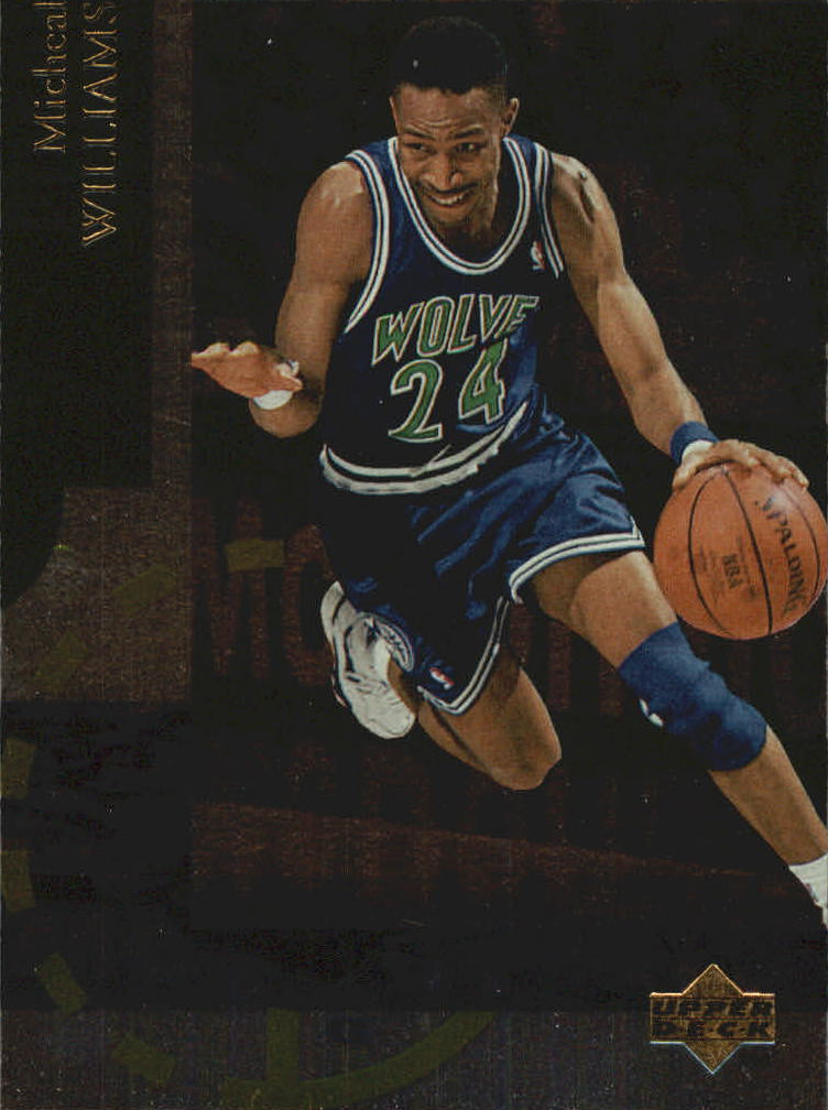 1994-95 Upper Deck Special Edition #54 Micheal Williams