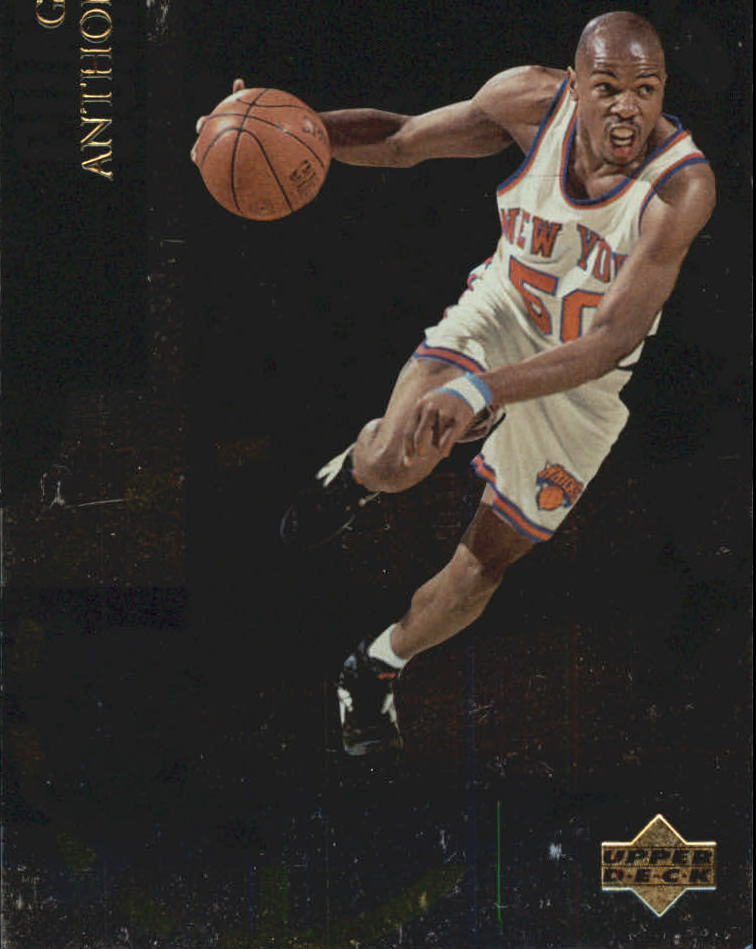 1994-95 Upper Deck Special Edition #59 Greg Anthony