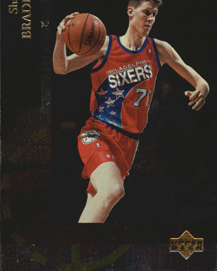 1994-95 Upper Deck Special Edition #66 Shawn Bradley