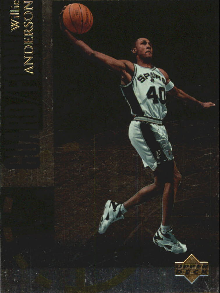 1994-95 Upper Deck Special Edition #78 Willie Anderson