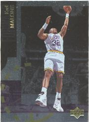 1994-95 Upper Deck Special Edition #86 Karl Malone