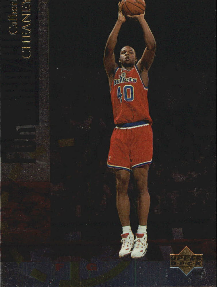 1994-95 Upper Deck Special Edition #88 Calbert Cheaney