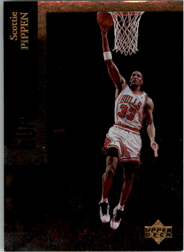 1994-95 Upper Deck Special Edition #102 Scottie Pippen