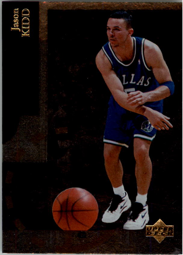 1994-95 Upper Deck Special Edition #109 Jason Kidd