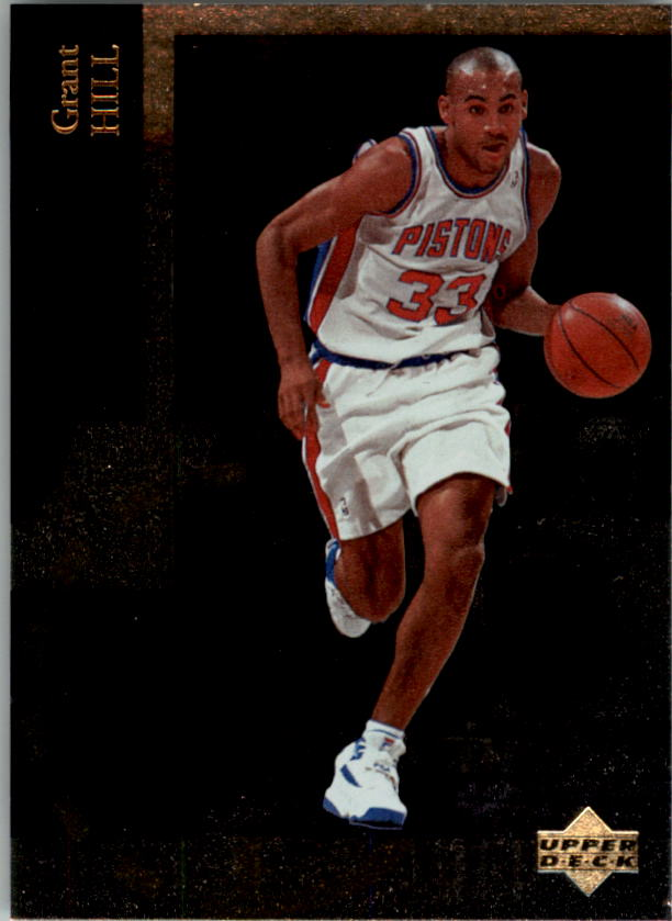 1994-95 Upper Deck Special Edition #114 Grant Hill