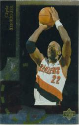 1994-95 Upper Deck Special Edition #162 Clyde Drexler