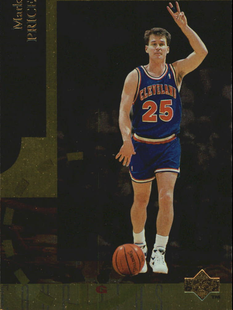 1994-95 Upper Deck Special Edition Gold #13 Mark Price