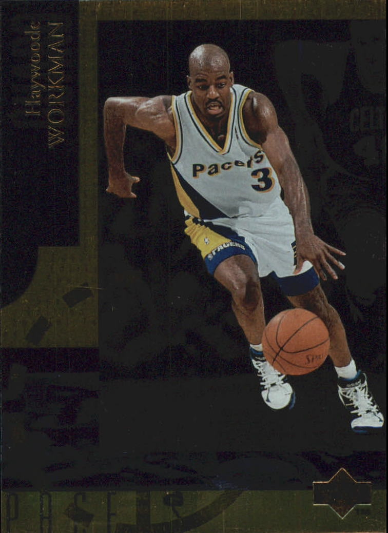 1994-95 Upper Deck Special Edition Gold #37 Haywoode Workman