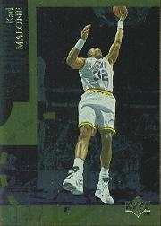 1994-95 Upper Deck Special Edition Gold #86 Karl Malone