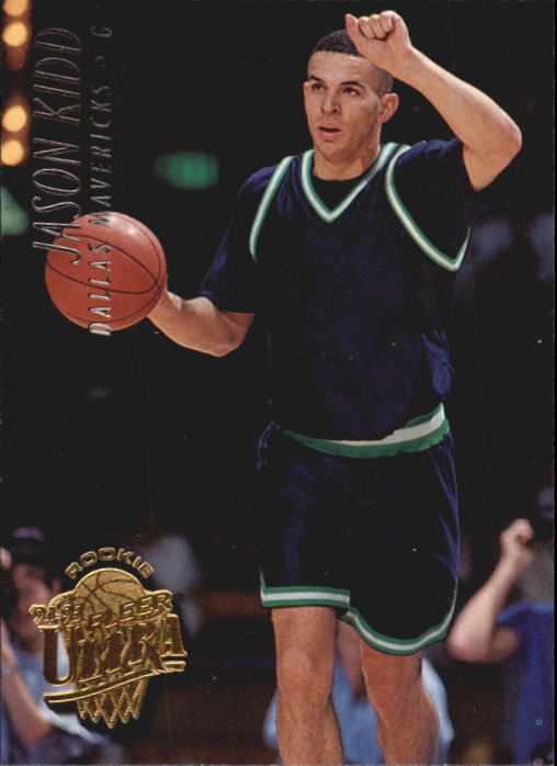 1994-95 Ultra #43 Jason Kidd RC