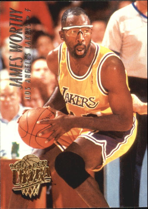 1994-95 Ultra #92 James Worthy