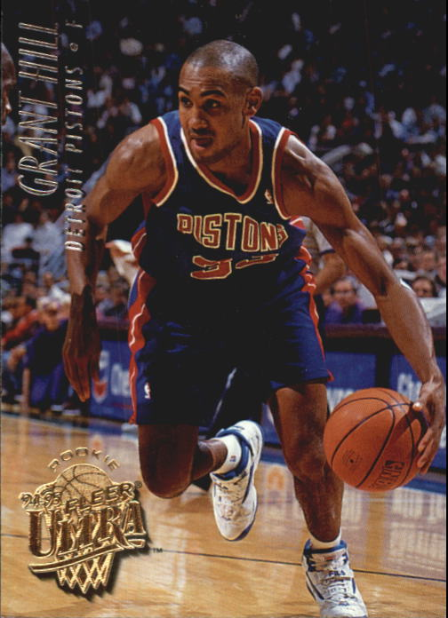 1994-95 Ultra #239 Grant Hill RC