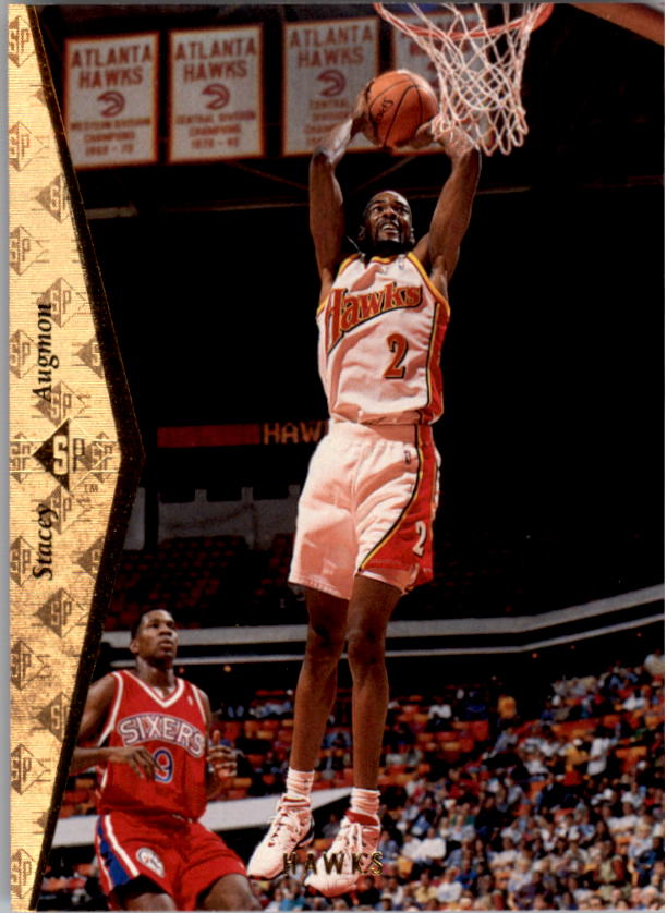 1994-95 SP #31 Stacey Augmon