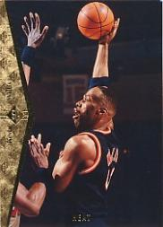 1994-95 SP #97 Kevin Willis