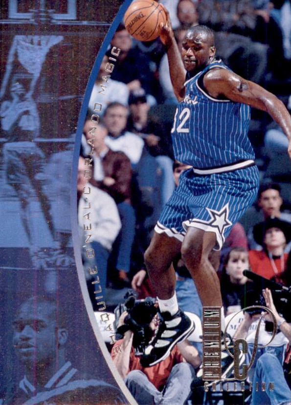 1994-95 SP Holoviews #PC29 Shaquille O'Neal