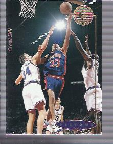 1994-95 SP Championship #57 Grant Hill RC