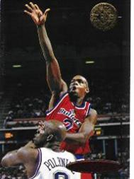 1994-95 SP Championship #135 Chris Webber