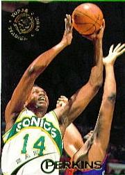 1994-95 Stadium Club #155 Sam Perkins