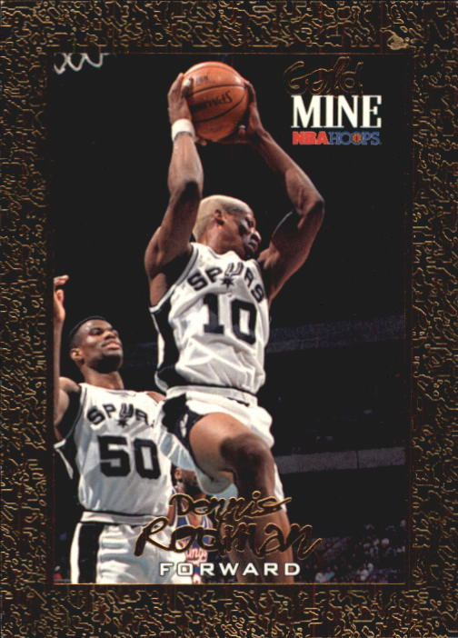 1994-95 Hoops #448 Dennis Rodman GM