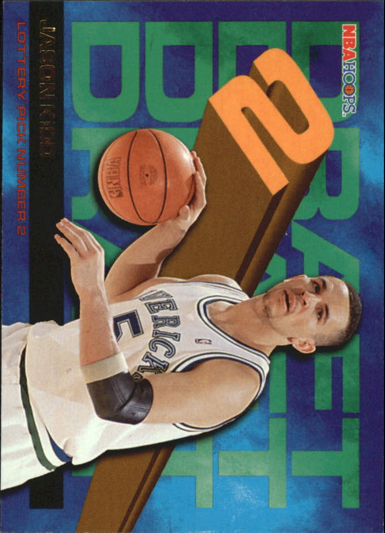 1994-95 Hoops Draft Redemption #2 Jason Kidd