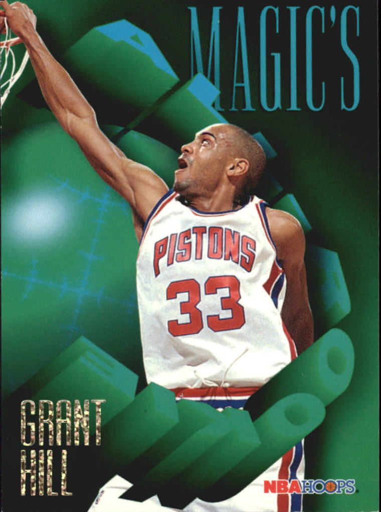 1994-95 Hoops Magic's All-Rookies #AR3 Grant Hill