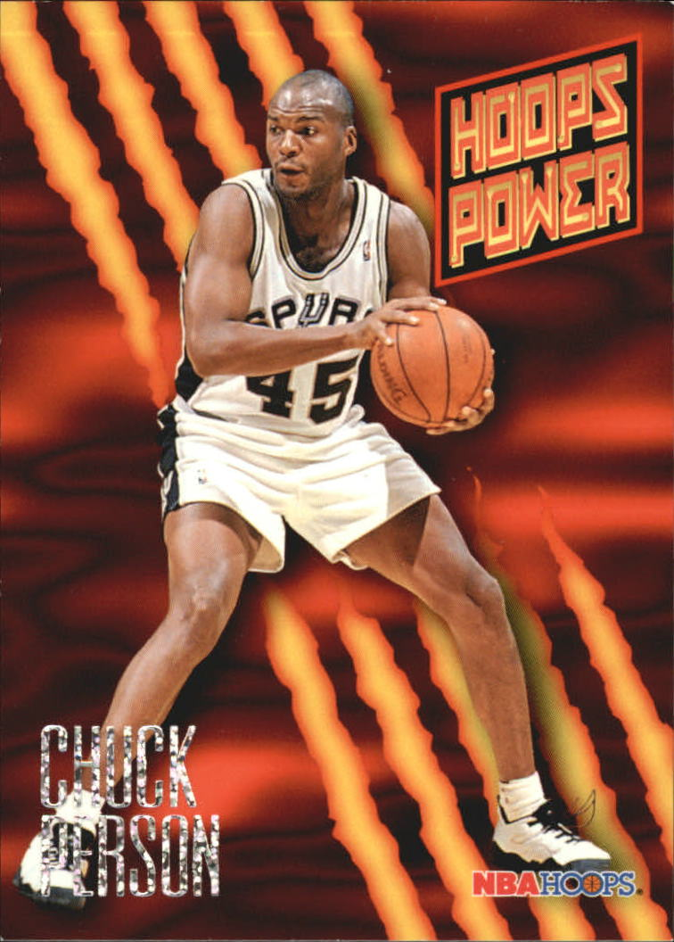 1994-95 Hoops Power Ratings #PR48 Chuck Person