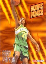 1994-95 Hoops Power Ratings #PR50 Gary Payton