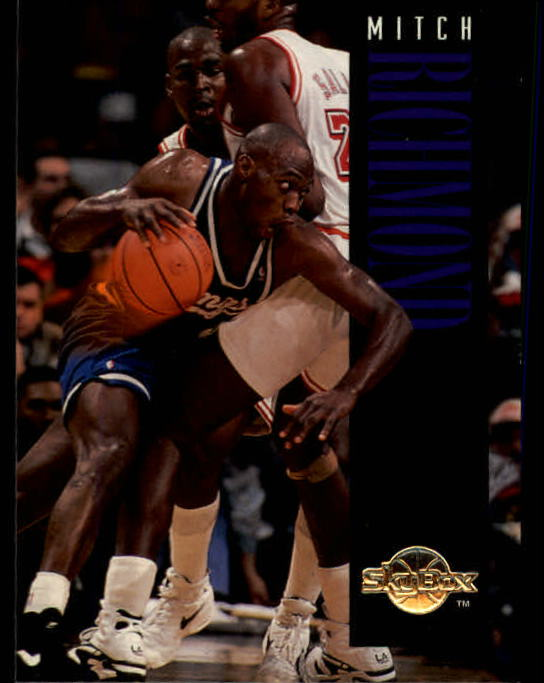 1994-95 SkyBox Premium #143 Mitch Richmond