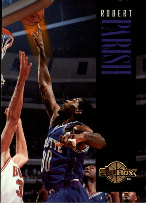 1994-95 SkyBox Premium #213 Robert Parish