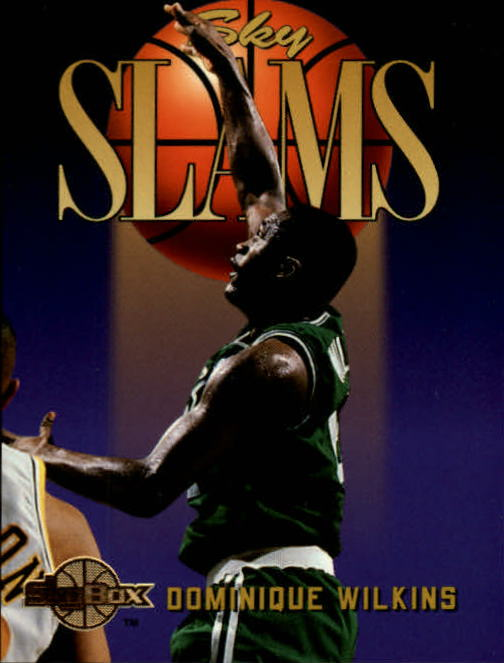 1994-95 SkyBox Premium #311 Dominique Wilkins SSL