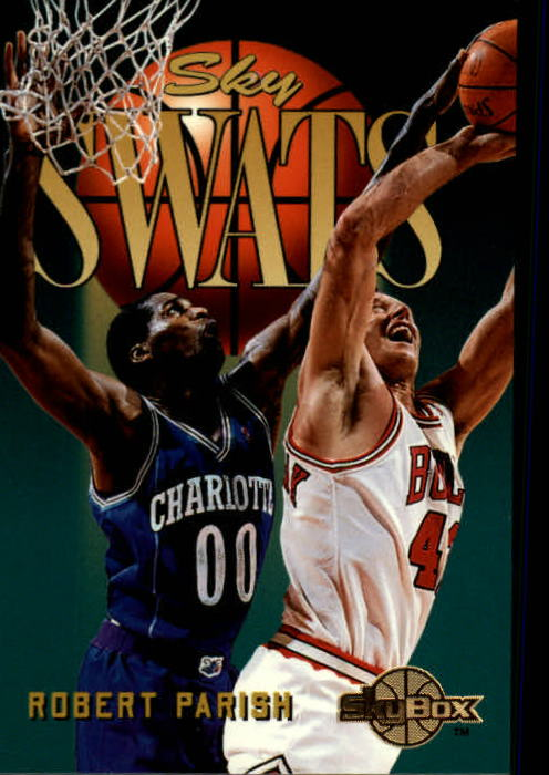 1994-95 SkyBox Premium #334 Robert Parish SSW