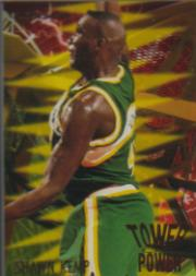 1994-95 Fleer Towers of Power #3 Shawn Kemp