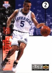 1994-95 Collector's Choice Draft Trade #2 Jason Kidd