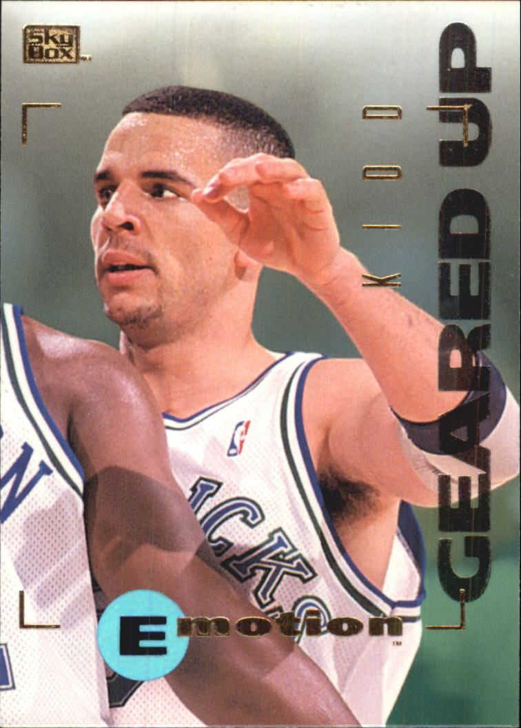 1994-95 Emotion #20 Jason Kidd RC