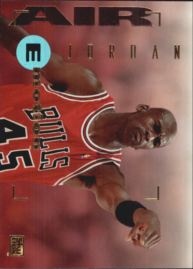1994-95 Emotion #100 Michael Jordan