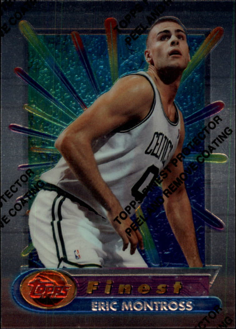 1994-95 Finest #273 Eric Montross RC