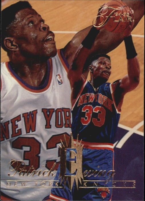 1994-95 Flair #99 Patrick Ewing