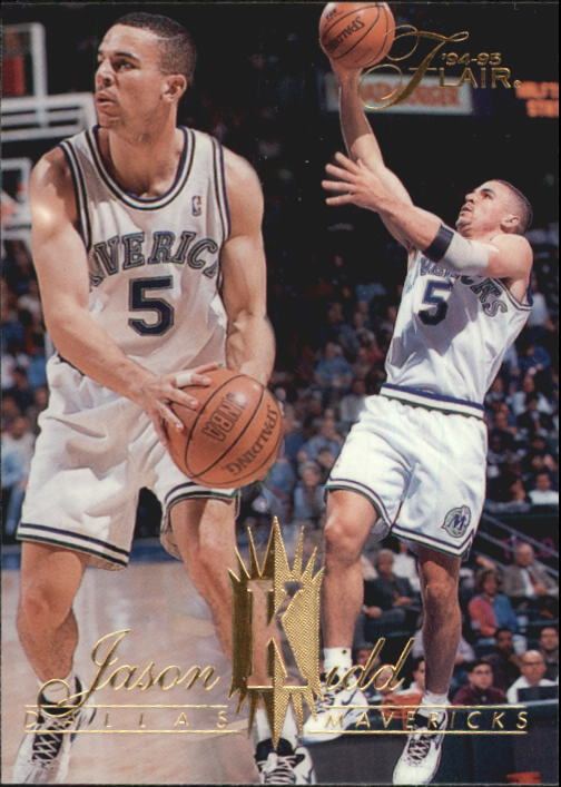 1994-95 Flair #202 Jason Kidd RC